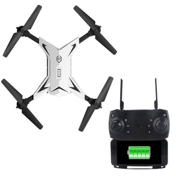 New RC Helicopter  Drone with Camera HD 1080P WIFI FPV RC Drone Professional Foldable Quadcopter 20 Minutes Battery Life 1