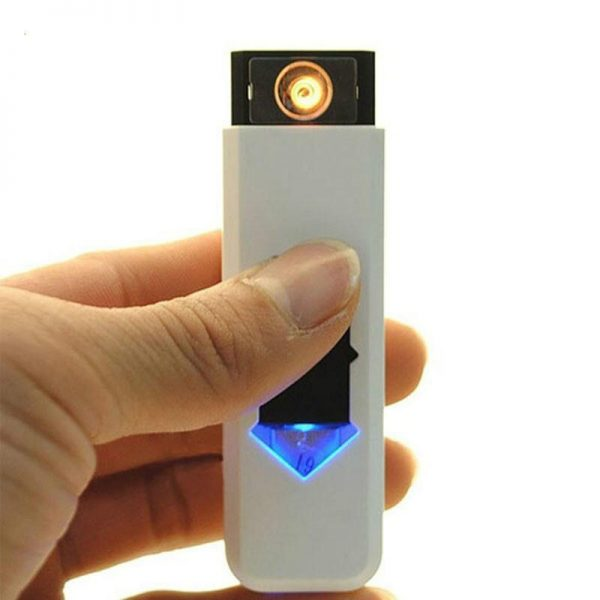 Rechargeable USB Electronic Cigarette Tobacco Cigar USB Lighter Flameless Windproof No Gas/Fuel USB Gadgets 1