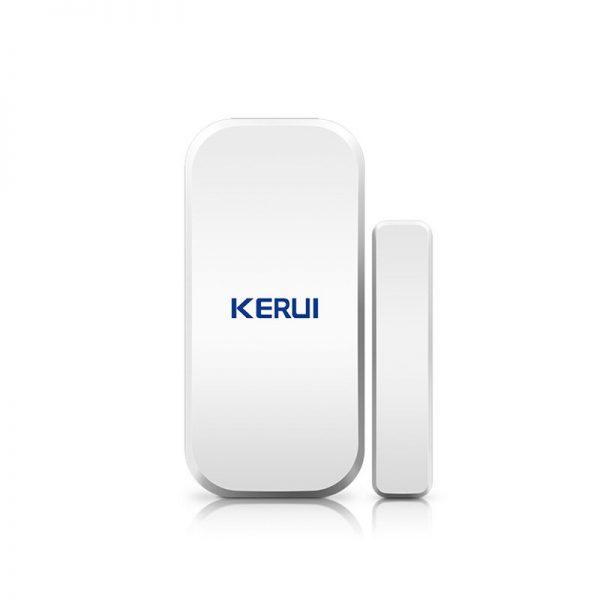 Original KERUI D025 433MHz Wireless Window Door Magnet Sensor Detector For Home Wireless Alarm System 4