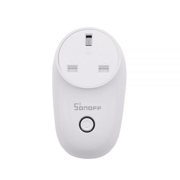 Sonoff S26 WiFi Smart Socket US/UK/CN/AU/EU Wireless Plug Power Sockets Smart Home Switch Work With Alexa Google Assistant IFTTT 1