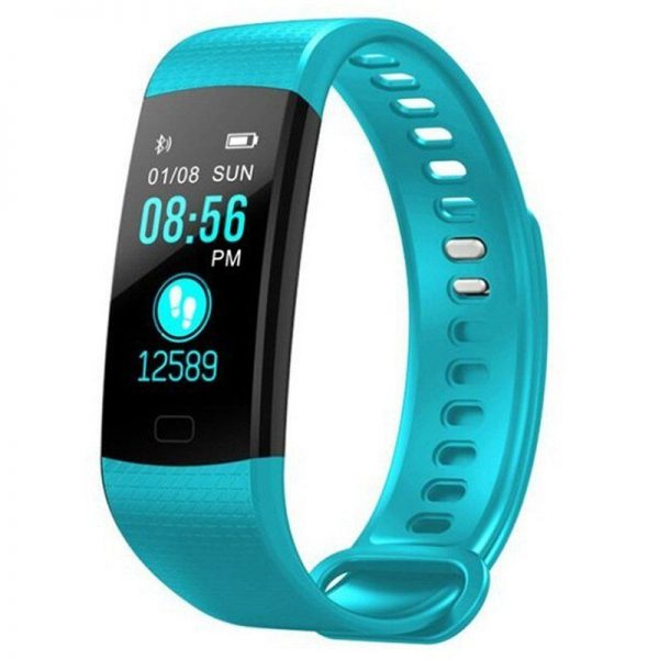 Smart Watch Sports Fitness Activity Heart Rate Tracker Blood Pressure wristband IP67 Waterproof band Pedometer for IOS Android 5