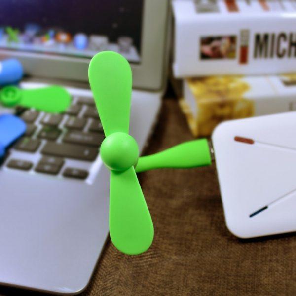 Hot sale USB Fan Flexible portable removable USB Mini Fan For all Power Supply USB Output USB Gadgets 3